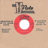 Emotions - You Can't Stop Me / The Storm (High Note / Dub Store) 7""